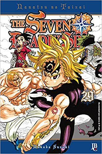 The Seven Deadly Sins Vol.29