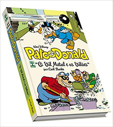 Pato Donald - O Vil Metal E Os Vilões