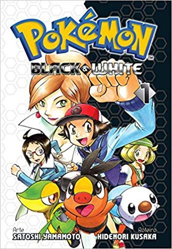 Pokémon Black & White Vol.01