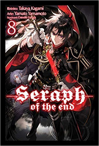Seraph Of The End Vol.08