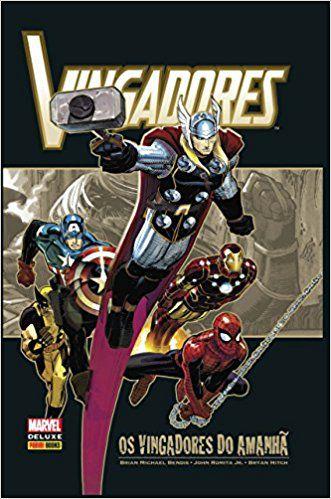 Vingadores - Os Vingadores Do Amanhã
