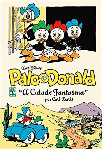 Pato Donald - A Cidade Fantasma