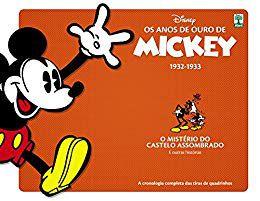 Os Anos de Ouro de Mickey - O Mistério Do Castelo Assombrado
