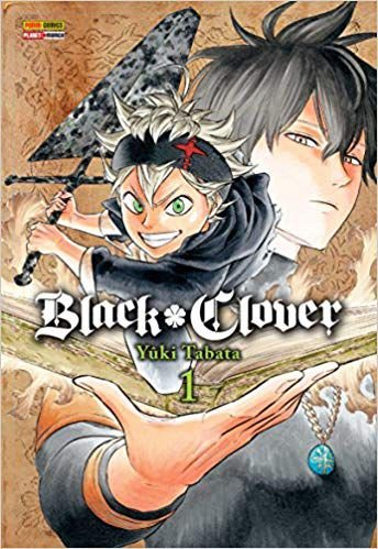 Black Clover Vol.01