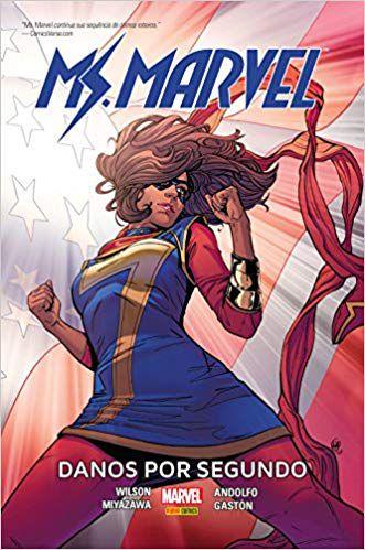 Ms.Marvel - Danos Por Segundo
