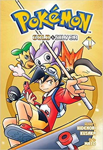 Pokémon Gold & Silver Vol.01