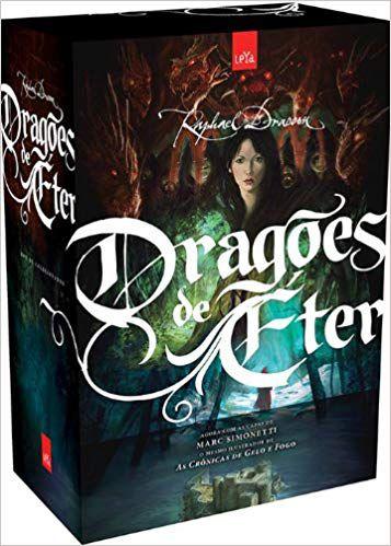 Dragões De Éter - Box De Colecionador