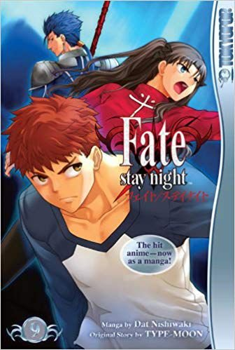 Fate Stay Night Vol.09