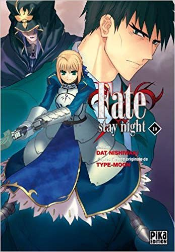 Fate Stay Night Vol.10