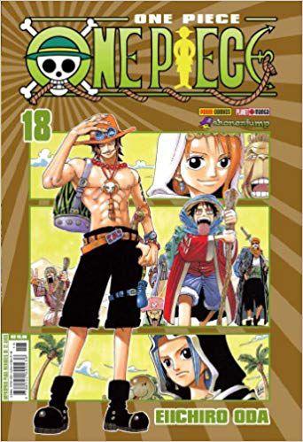 One Piece Vol.18