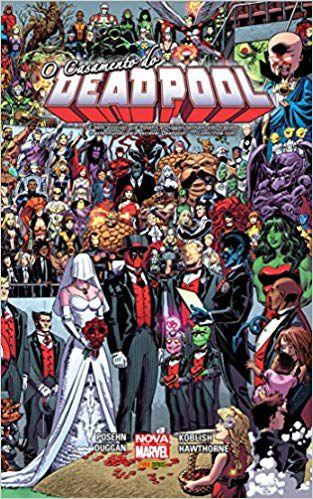 O Casamento Do Deadpool