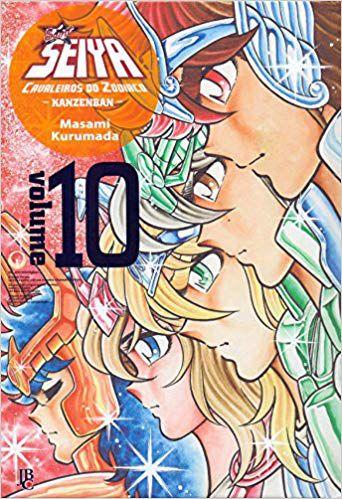 CDZ – Saint Seiya Kanzenban Vol.10