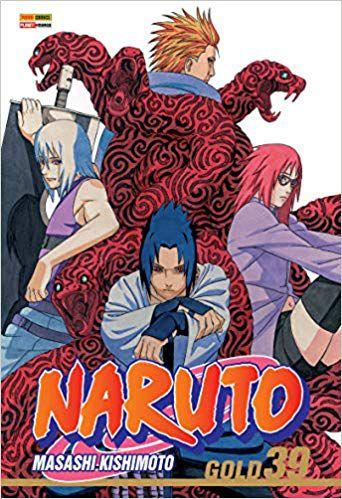 Naruto Gold Vol.39
