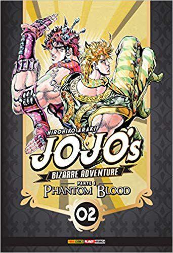 Jojo'S Bizarre Adventure Vol.02
