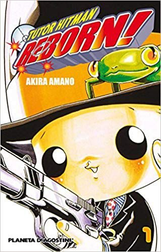 Tutor Hitman Reborn Vol.01