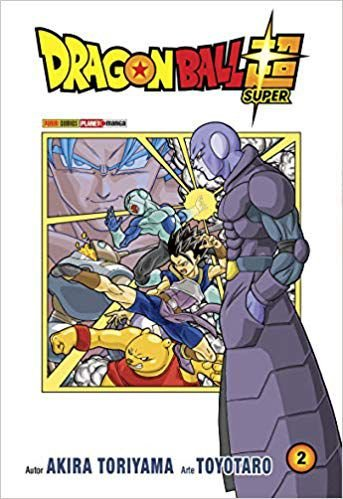 Dragon Ball Super Vol.02