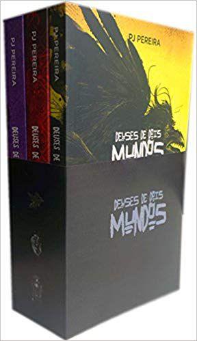 Deuses De Dois Mundos - Caixa 3 Volumes