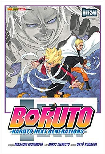 Boruto - Naruto Next Generations Vol.02