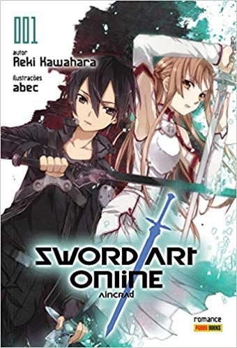 Sword Art Online - Aincrad Vol.01
