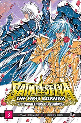Os Cavaleiros Do Zodíaco - The Lost Canvas Vol.03