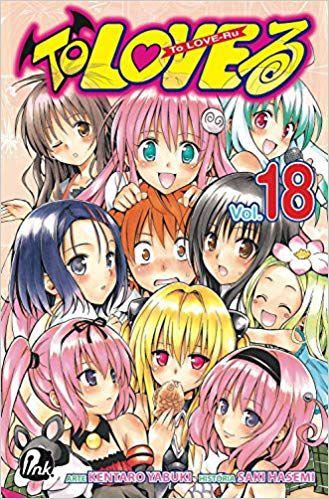 To Love Ru Vol.18