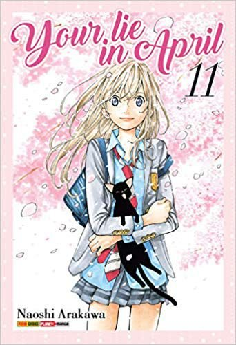 Your Lie In April Vol.11