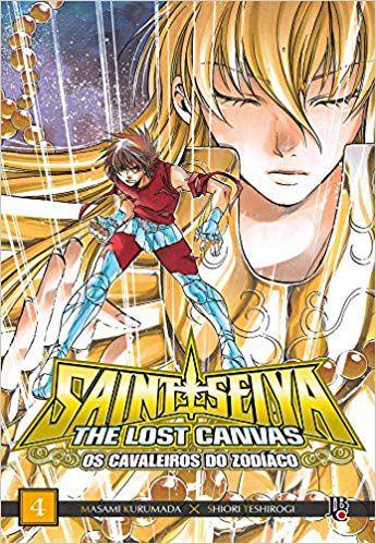 Os Cavaleiros Do Zodíaco - The Lost Canvas Vol.04