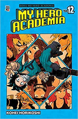My Hero Academia Vol.12