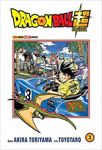 Dragon Ball Super Vol.03