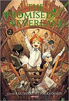 The Promised Neverland Vol.02