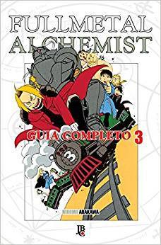 Fullmetal Alchemist Guia Completo Vol.03