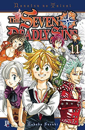 The Seven Deadly Sins Vol.11