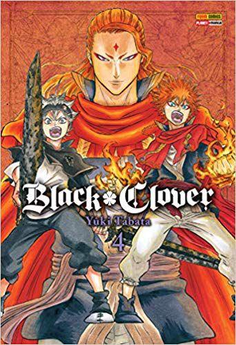 Black Clover Vol.04