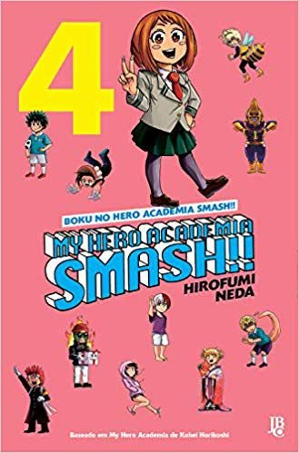 My Hero Academia Smash!! Vol.04