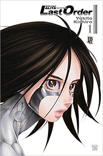 Battle Angel Alita Last Order Vol.01