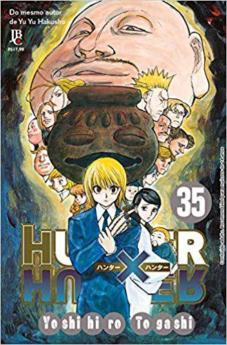Hunter X Hunter Vol.35