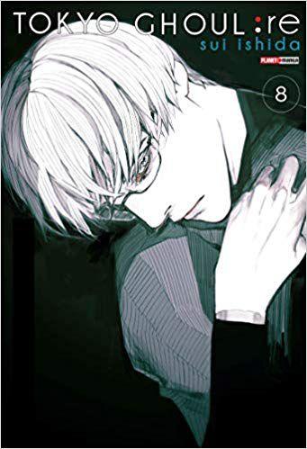 Tokyo Ghoul Re.Vol.08