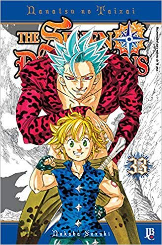 The Seven Deadly Sins Vol.33