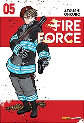 Fire Force Vol.05