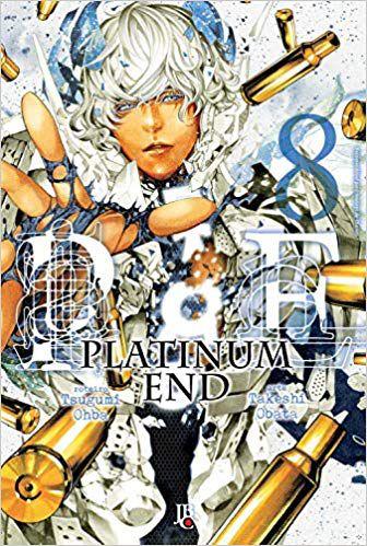 Platinum End Vol.08
