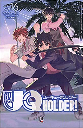 UQ Holder Vol.16
