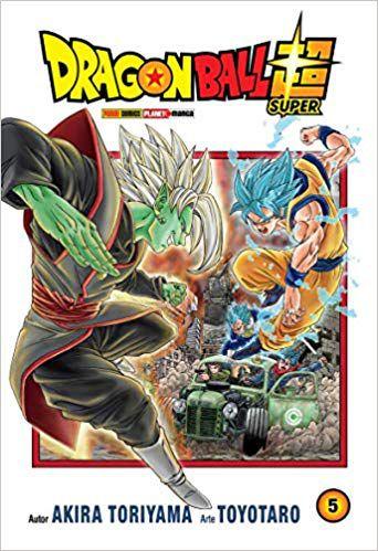 Dragon Ball Super Vol.05