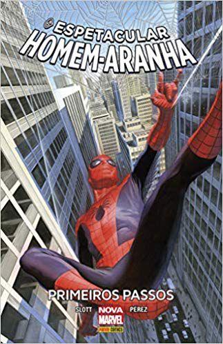 O Espetacular Homem-Aranha - Primeiros Passos Vol.02