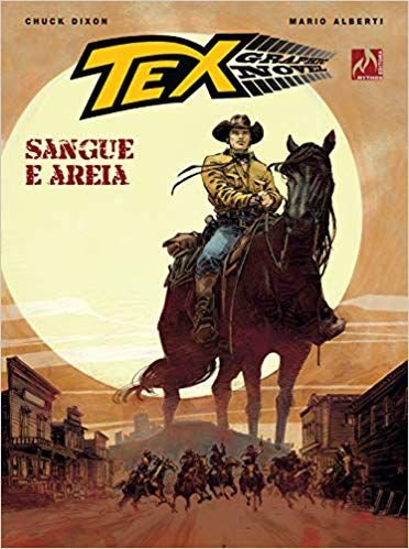 Tex Graphic Novel Sangue E Areia Vol.07