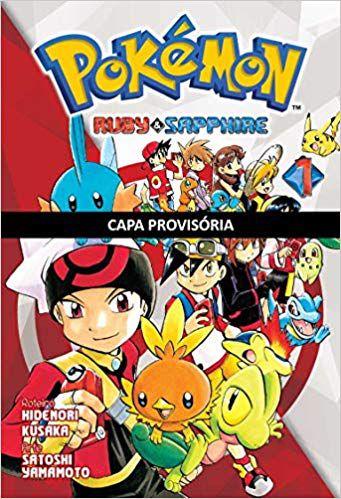Pokémon Ruby & Sapphire Vol.01