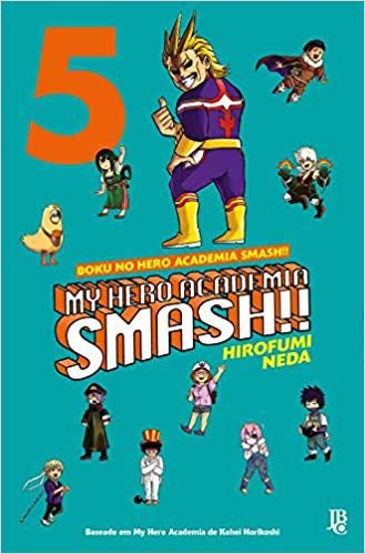 My Hero Academia Smash!! Vol.05