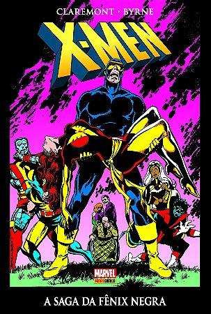 X-Men: A Saga da Fênix Negra - Vol.01