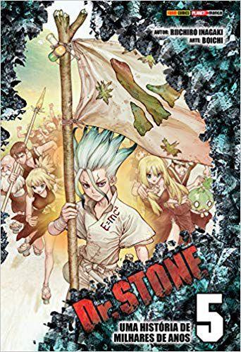 Dr.Stone Vol.05