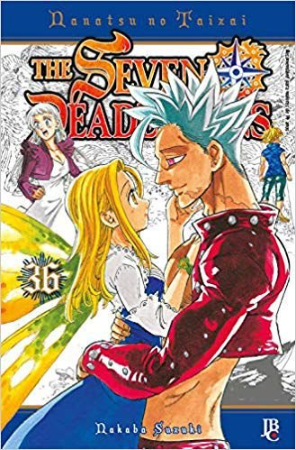 The  Seven Deadly Sins Vol.36