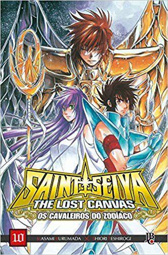 Os Cavaleiros Do Zodíaco - The Lost Canvas Vol.10